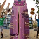 Hannes & Philippo - Synchronwirbel / Barcelona / Foto: Fabian Schreiter