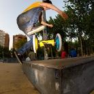 SL - 360 Wirbeleingang / Barcelona / Foto: Fabian Schreiter