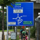 The search for the next spot... / HockEurope Basel / SALZIG Sporthocker / Foto: M. Landschütz