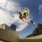 Josh / Wirbelmethode/ Secret Spot / Foto: Stephan Landschuetz