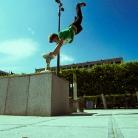 Marc P. / Handstand / HockEurope / Brüssel / SALZIG Sporthocker
