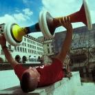 Philippo / Fitness / HockEurope / Brüssel / SALZIG Sporthocker