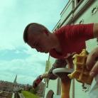 Philippo / Waffel / HockEurope / Brüssel / SALZIG Sporthocker