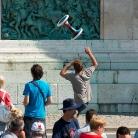 ML / HockEurope Budapest / SALZIG Sporthocker / Foto: H. Roth