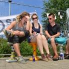 Marcus, Kira and Philippo / Foto: K. Schmidt / SALZIG Sporthocker