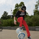 Tophocke / Foto: K. Schmidt / SALZIG Sporthocker