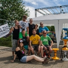Sporthocker Crew in Flensburg / Foto: M. Roth / SALZIG Sporthocker