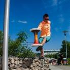 Philippo / Methodentransfer / Foto: M. Roth / SALZIG Sporthocker