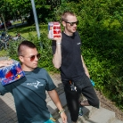 Red Bull verleiht Flügel / Foto: M. Roth / SALZIG Sporthocker