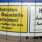 Die Baustelle / Flensburg / Foto: Hockerrocker