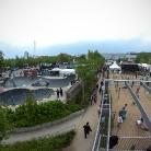 Overview / BMX- und Skatepark / Flensburg / Foto: Hockerrocker