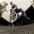 Dave Hockable / HocknRoll Tour 2011 / Photo: Stephan Landschütz