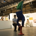 Handstand / Foto: S.Wilke