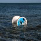 Sporthocker im Salzwasser / Foto: S. Wilke