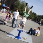Handstand! / Foto: Susanne Wilke