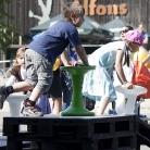 Kids on ramps / Foto: Zoë Wilke