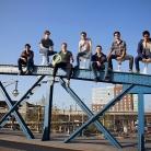 Die Aschaffenburg Crew in Freiburg / Foto: Susanne Wilke