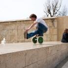 Sventastic / Standbalance / Foto: Michael Landschütz / HockEurope / Rome