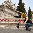 Josh & ML / Foto: Stephan Landschütz / HockEurope / Rome