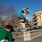 SL / Wirbelmethode / Foto: Joshua Vogel / HockEurope / Rome