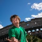 Sventastic / Colosseum / Foto: Stephan Landschütz / HockEurope / Rome