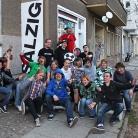 HockHart Crew / Foto: Michael Landschütz