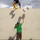 Clemo & Mr.Hat / HockHart 2010 / Foto: Stephan Landschütz