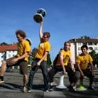 Yellow Man Group / Laola Tschüss / Foto: Susanne Wilke