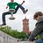 Josh / Foto: SALZIG Sporthocker / Berlin / HockHart Camp 2013
