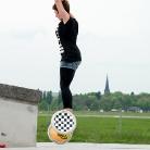 Sabrina / Foto: SALZIG Sporthocker / Berlin / HockHart Camp 2013