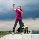 Zoë / Foto: SALZIG Sporthocker / Berlin / HockHart Camp 2013