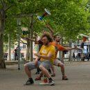 Umsetzung / HockHart / Foto: M. Pätznik / SALZIG Sporthocker