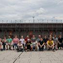 Crew  / CityCube Berlin / HockHart / Foto: Landschütz / SALZIG Sporthocker