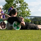 Alfred Hitchhock und Addo / HockHart Camp 2014 / Foto: Wilke / SALZIG Sporthocker