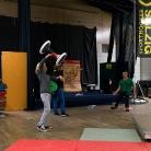 H.O.C.K. Lucke'n'Roll vs. Philippo / HockHart Camp 2014 / Foto: Wilke / SALZIG Sporthocker