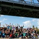 Crew / HockHart Camp 2014 / Foto: Landschütz / SALZIG Sporthocker