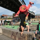 Djamil / HockHart Camp 2014 / Foto: Wilke / SALZIG Sporthocker
