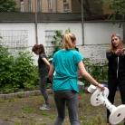 Girls / HockHart Camp 2014 / Foto: Wilke / SALZIG Sporthocker