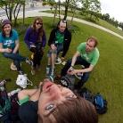 Have a break / HockHart Camp 2014 / Foto: Roth / SALZIG Sporthocker