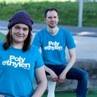Johanna und René Tabouret / HockHart Camp 2014 / Foto: Wilke / SALZIG Sporthocker