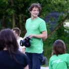 Kameramann ML / HockHart Camp 2014 / Foto: Jacob / SALZIG Sporthocker