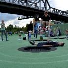 Nico / HockHart Camp 2014 / Foto: Stahl / SALZIG Sporthocker