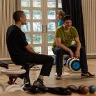 Pixel und Addo / HockHart Camp 2014 / Foto: Wilke / SALZIG Sporthocker