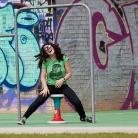 Zoë / HockHart Camp 2014 / Foto: Wilke / SALZIG Sporthocker