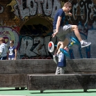 Sevi / HockHart Camp 2014 / Foto: Roth / SALZIG Sporthocker