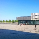 Flughafen Berlin Brandenburg / HockHart / SALZIG Sporthocker / Photo: Ulli Rung
