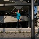 ML wirbelt durch die Stangen / BER / HockHart / SALZIG Sporthocker / Foto: Stephan Landschütz