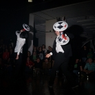 Mia Wallace & Vincent Vega (Die Lodde & JayJay48) / Hocktoberfest 2013 / Foto: Stephan Landschütz