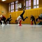 Freeze / Die Rote Hosen / SALZIG Sporthocker / Foto: Wilke