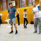 Handroll / Die Rote Hosen / SALZIG Sporthocker / Foto: Wilke